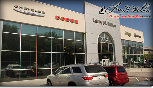 Larry H Miller Bountiful >> Bountiful Larry H Miller Chrysler Jeep Dodge Ram Bountiful New