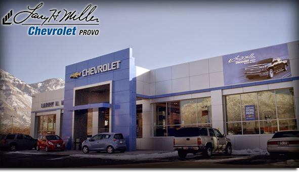 Exceptional Wholesale Auto Parts At Larry H. Miller Chevrolet In Provo ...
