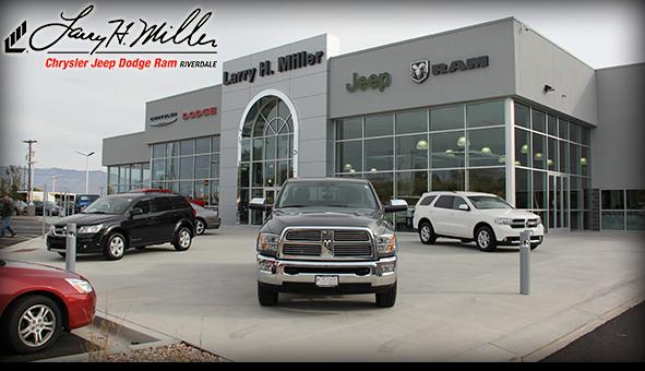Wholesale Auto Parts At Larry H. Miller Chrysler Jeep ...
