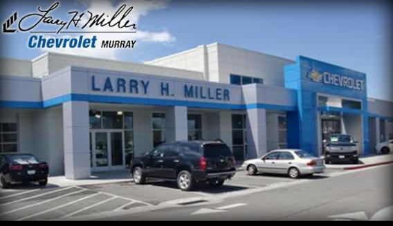 Larry H Miller Chevrolet Murray Utah Parts Center Larry