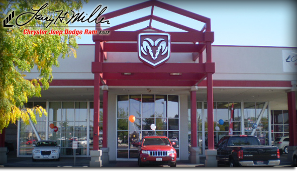 Larry Miller Dodge Boise >> Larry H Miller Chrysler Jeep Dodge Ram Boise Idaho Parts Center