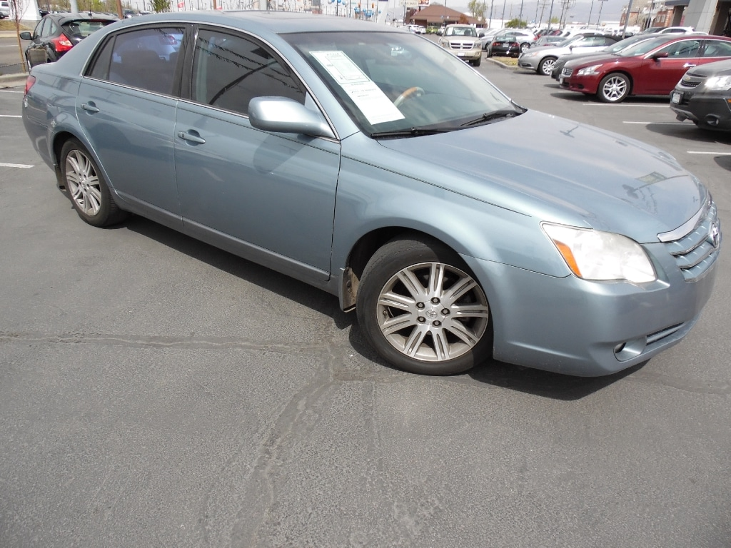 2007 Toyota Avalon Limited Sedan