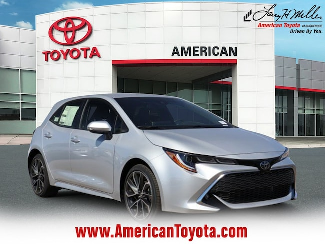 New 2019 Toyota Corolla Hatchback XSE Hatchback for sale in Albuquerque, NM