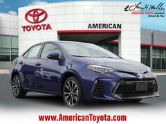 New 2019 Toyota Corolla SE Sedan for sale near you in Albuquerque, NM