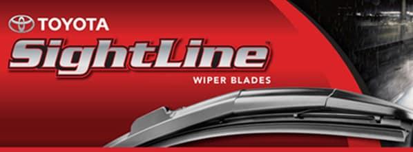 Toyota Sightline Wipers