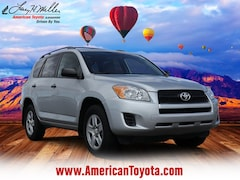 Used 2010 Toyota RAV4 Base SUV for sale in Albuquerque, NM