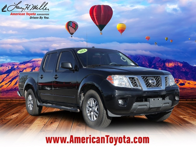 Used 2014 Nissan Frontier SV Truck Crew Cab for sale in Albuquerque, NM