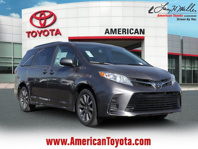 eaf2ff67ce New 2019 Toyota Sienna LE 7 Passenger Van for sale in Albuquerque