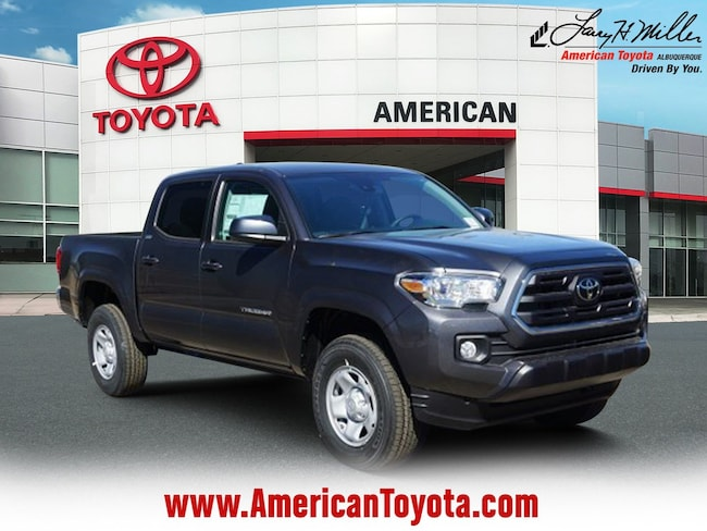 New 2019 Toyota Tacoma SR5 Truck Double Cab for sale in Albuquerque, NM