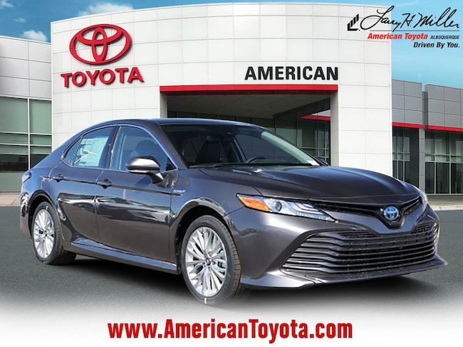 New 2019 Toyota Camry Hybrid XLE Sedan for sale in Albuquerque, NM