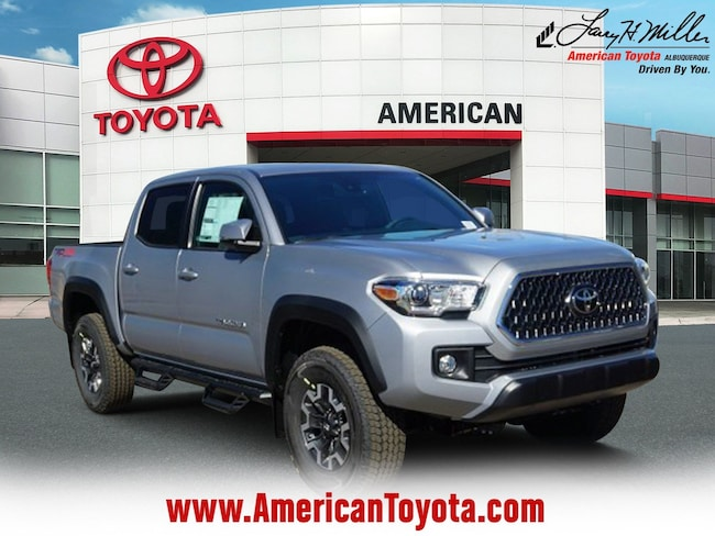 New 2019 Toyota Tacoma TRD Off Road V6 Truck Double Cab for sale in Albuquerque, NM