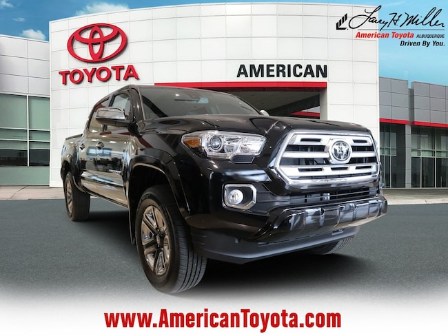 New 2019 Toyota Tacoma Limited V6 Truck Double Cab for sale in Albuquerque, NM