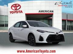 New 2019 Toyota Corolla SE Sedan for sale in Albuquerque, NM
