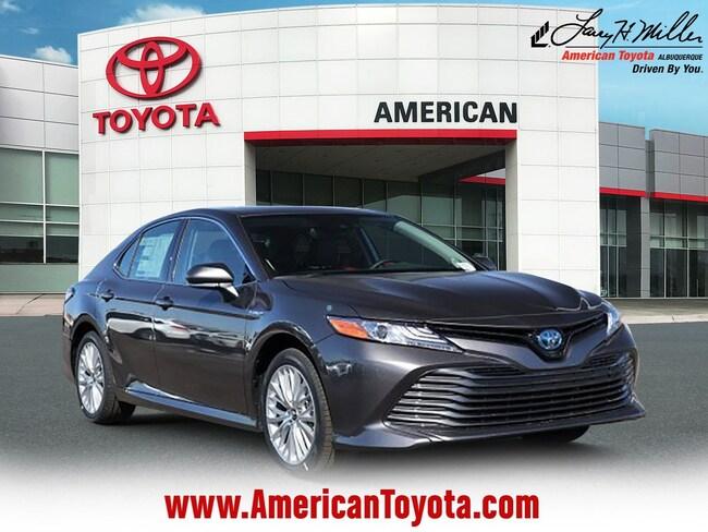New 2019 Toyota Camry Hybrid For Sale   Albuquerque NM   Call 505
