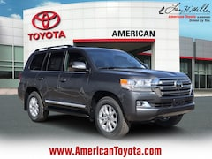 New 2019 Toyota Land Cruiser V8 SUV for sale near you in Albuquerque, NM