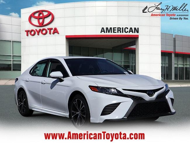 New 2019 Toyota Camry SE Sedan for sale in Albuquerque, NM