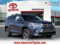 New 2019 Toyota Highlander LE Plus V6 SUV for sale in Albuquerque, NM