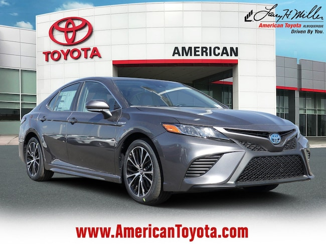 New 2019 Toyota Camry Hybrid SE Sedan for sale in Albuquerque, NM