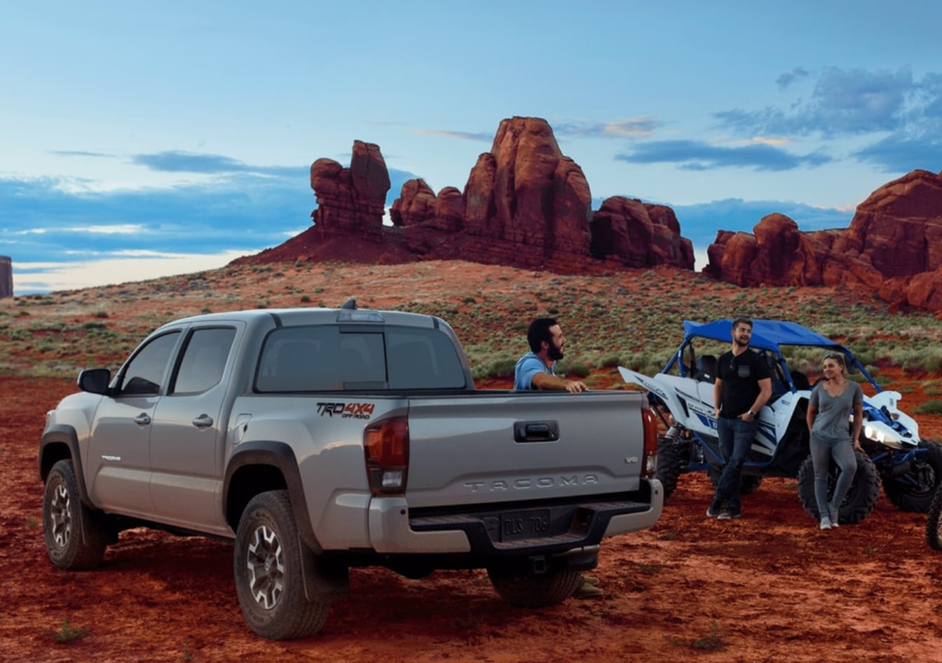 New Toyota Tacoma For Sale In Albuquerque Nm Finance