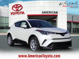 New 2019 Toyota C-HR LE SUV for sale near you in Albuquerque, NM