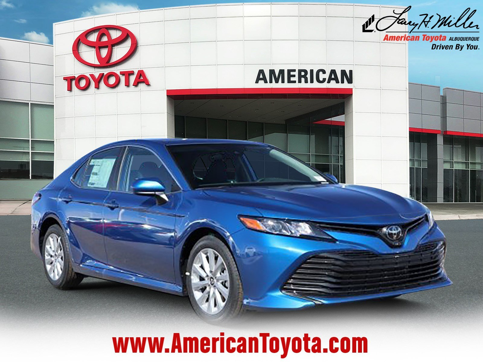 Featured 2019 Toyota Camry LE Sedan for sale near you in Albuquerque, NM