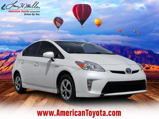 Used 2012 Toyota Prius One Hatchback for sale in Albuquerque, NM