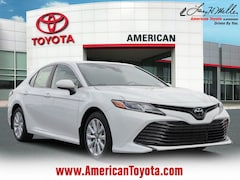 New 2019 Toyota Camry LE Sedan for sale near you in Albuquerque, NM