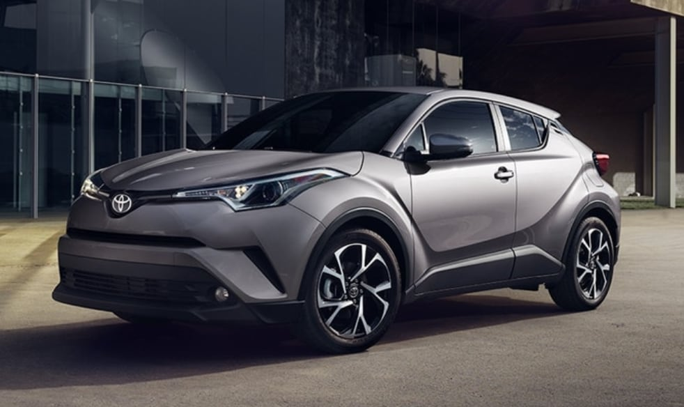 New Toyota C Hr For Sale In Albuquerque
