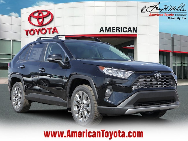 New 2019 Toyota RAV4 Limited SUV for sale in Albuquerque, NM