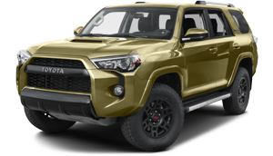 New Toyota 4Runner offers