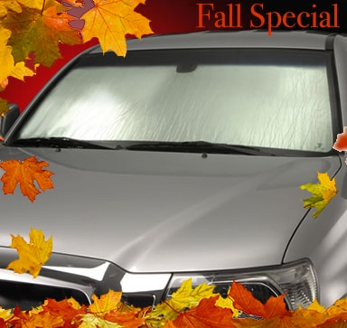 Fall Special: IntroTech Sunshades
