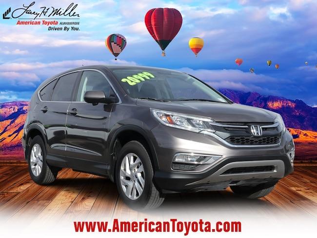 Used 2016 Honda CR-V EX AWD SUV for sale in Albuquerque, NM