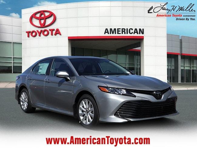 New 2019 Toyota Camry LE Sedan for sale in Albuquerque, NM