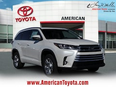 New 2019 Toyota Highlander Limited V6 SUV for sale in Albuquerque, NM