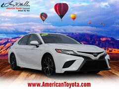 Certified Pre-Owned 2018 Toyota Camry SE Sedan for sale in Albuquerque, NM