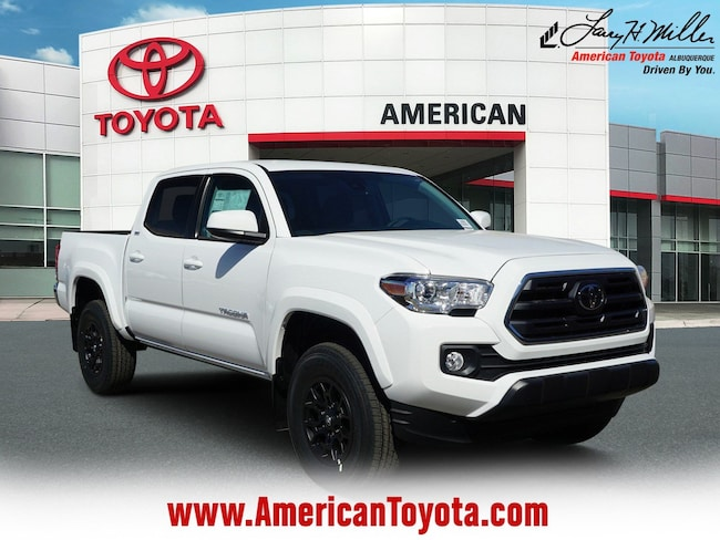New 2019 Toyota Tacoma SR5 V6 Truck Double Cab for sale in Albuquerque, NM