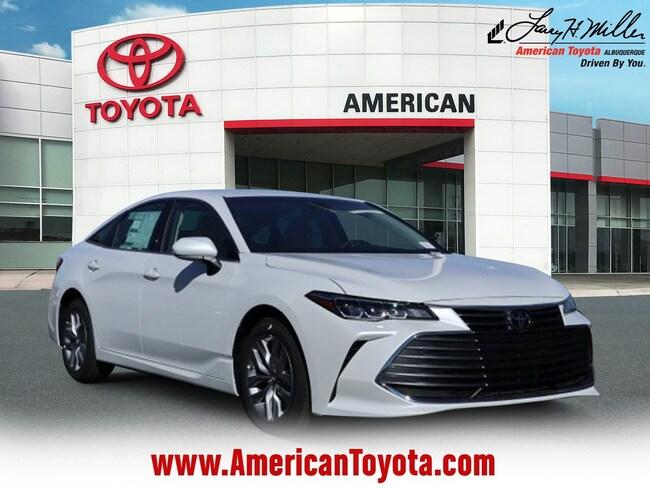 New 2019 Toyota Avalon XLE Sedan for sale in Albuquerque, NM