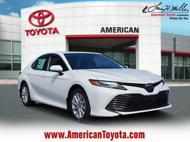 New 2019 Toyota Camry LE Sedan for sale in Albuquerque, NM