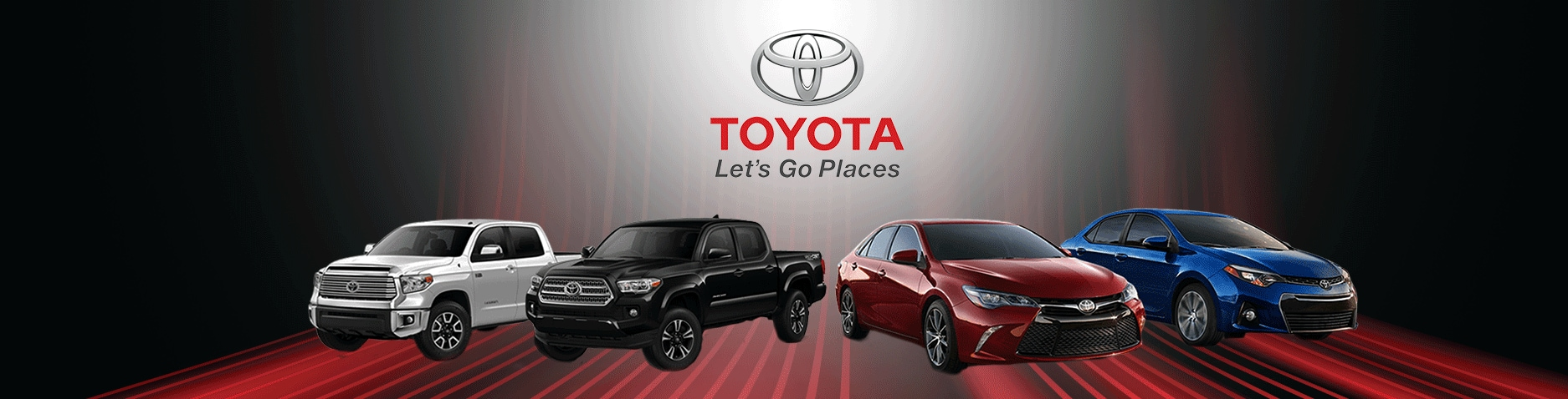 Toyota Albuquerque Review Banner