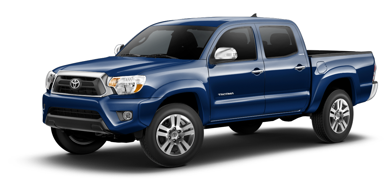 2015 Toyota Tacoma serving South Valley