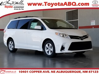 New 2019 Toyota Sienna LE 8 Passenger Van for sale near you in Albuquerque, NM