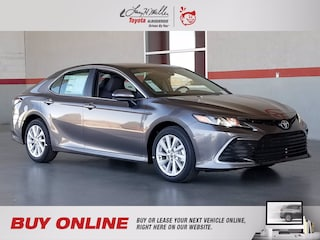 New 2021 Toyota Camry LE Sedan for sale near you in Albuquerque, NM