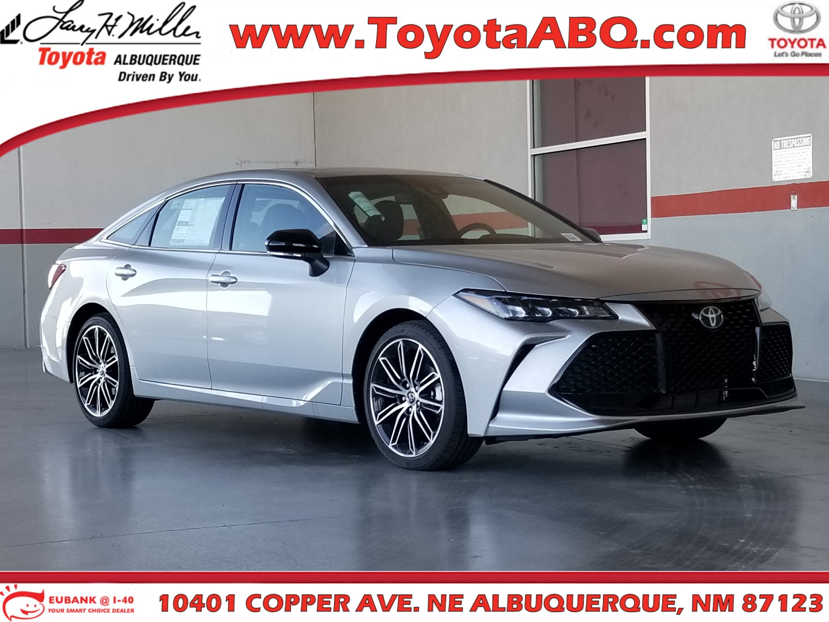 Featured New 2019 Toyota Avalon XSE Sedan for sale near you in Albuquerque, NM