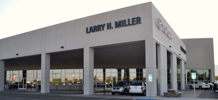 Larry Miller Hyundai >> Toyota Dealer Serving Santa Fe | New and Certified Vehicles