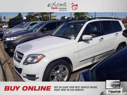 Featured Pre-Owned 2014 Mercedes-Benz GLK 350 SUV for sale near you in Albuquerque, NM