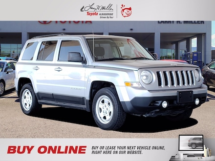 Featured Pre-Owned 2015 Jeep Patriot Sport SUV for sale near you in Albuquerque, NM