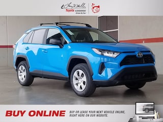 New 2021 Toyota RAV4 LE SUV for sale near you in Albuquerque, NM
