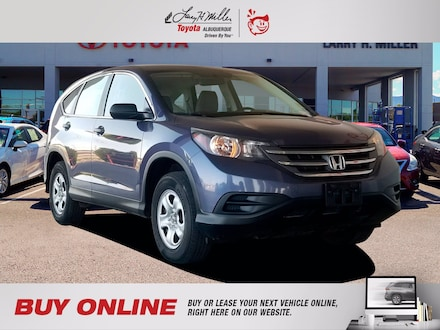 Featured Pre-Owned 2014 Honda CR-V LX AWD SUV for sale near you in Albuquerque, NM