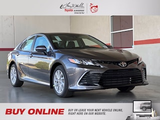 New 2021 Toyota Camry LE Sedan Albuquerque