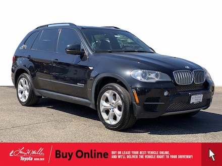 Featured Used 2012 BMW X5 xDrive50i SAV for sale near you in Boulder, CO